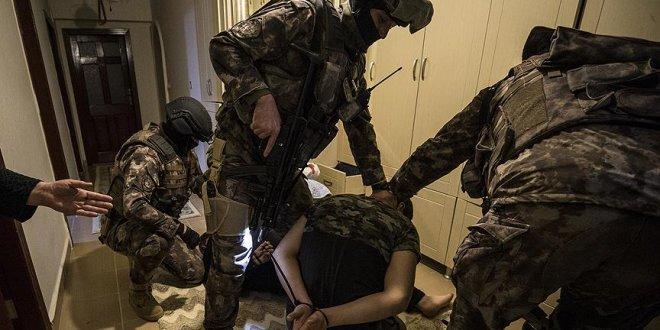PKK/KCK'nın haraç çetesine operasyon