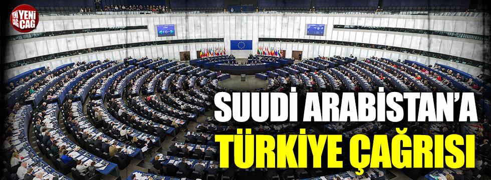 AB'den Suudi Arabistan'a 'Türkiye ile iş birliği' çağrısı
