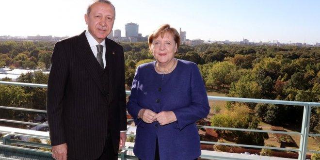 Erdoğan'ın Almanya ziyareti 1 milyon TL!