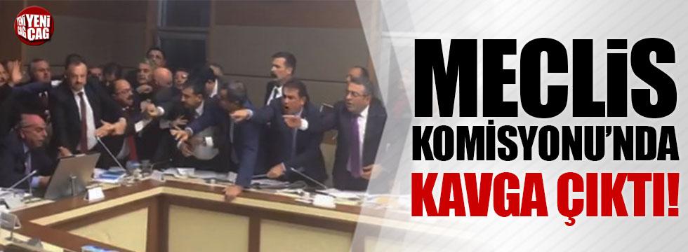 Meclis Sağlık Komisyonu'nda kavga çıktı!