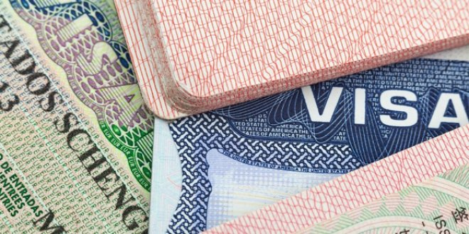 İnternette vize dolandırıcılığı