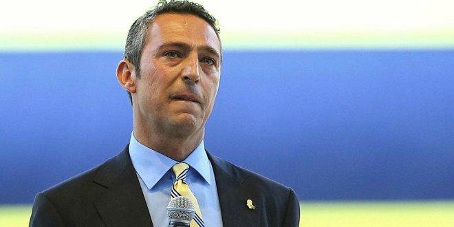 Fenerbahçe Başkanı Ali Koç'tan Cocu Açıklaması