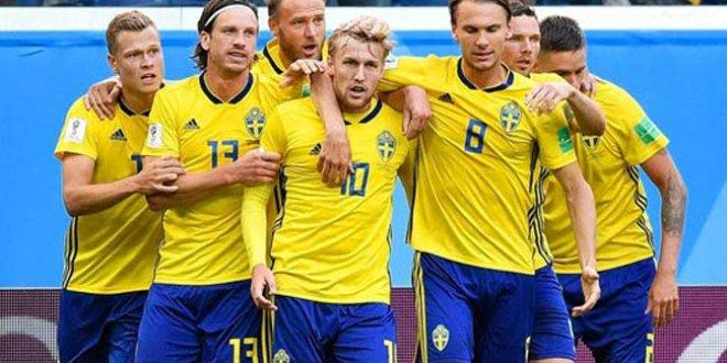 İsveç'in Türkiye maçı aday kadrosu açıklandı