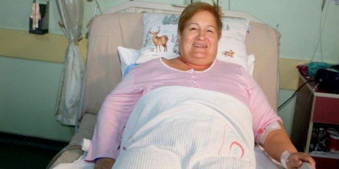 Kanser sanıldı, akciğerinden ceviz kabuğu çıktı