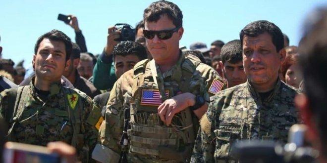 ABD Başkanı gibi korunan PKK'lılar!..
