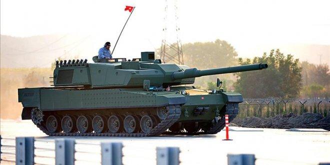Altay tankının sözleşmesi yarın imzalanacak