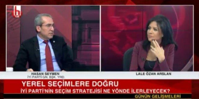 İYİ Partili Hasan Seymen: Andımız AKP ve MHP'nin projesi