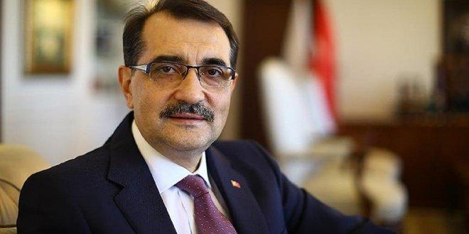 Enerji Bakanı Dönmez'den İran açıklaması