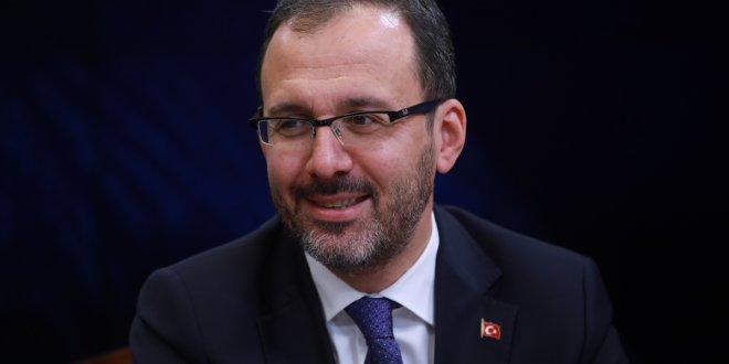 Gençlik ve Spor Bakanı Kasapoğlu'ndan derbi açıklaması