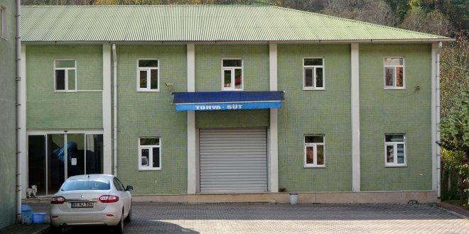 Trabzon'daki tarihi fabrika üretime ara verdi