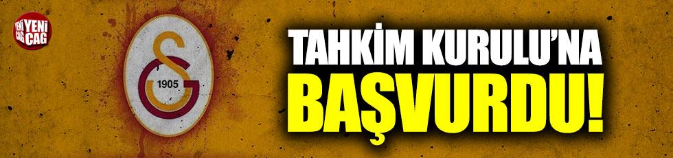 Galatasaray'dan Tahkim Kurulu'na başvuru!