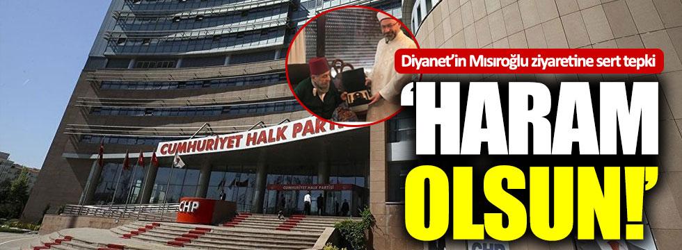 CHP'li Özel'den Diyanet İşleri Başkanı'na sert tepki!