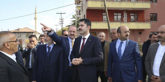 """Murat Kurum: """"Ben de görevimi bırakacağım"""""""