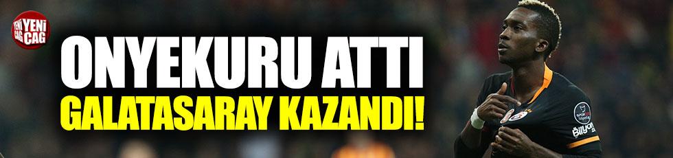 Kayserispor-Galatasaray 0-3 (Maç özeti)