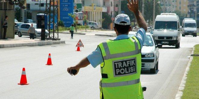 Yol vermeyen sürücüye ceza