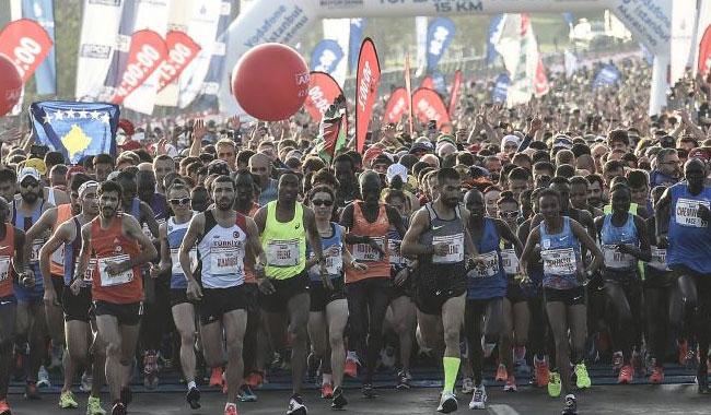 Vodafone 40. İstanbul Maratonu'nu kim kazandı