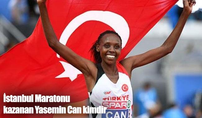 Maraton birincisi Yasemin Can kimdir, nereli kaç yaşında?