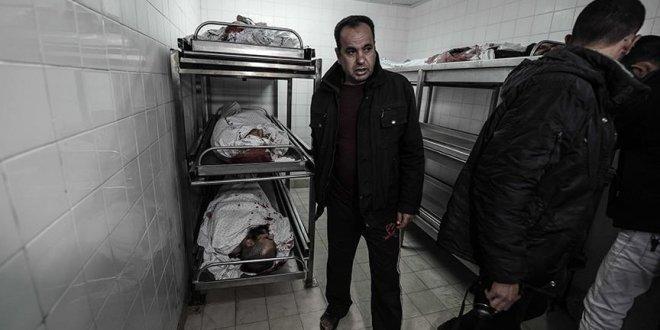 İsrail'den Gazze'ye saldırı: 7 şehit
