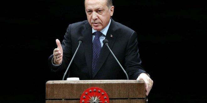 """Erdoğan'a """"seni deviririz"""" mesajı!"""