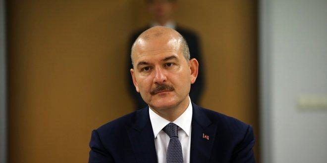 Süleyman Soylu'dan ABD'nin PKK kararına tepki!