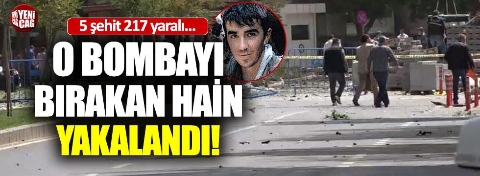 O PKK'lı  jandarmanın operasyonuyla yakalandı