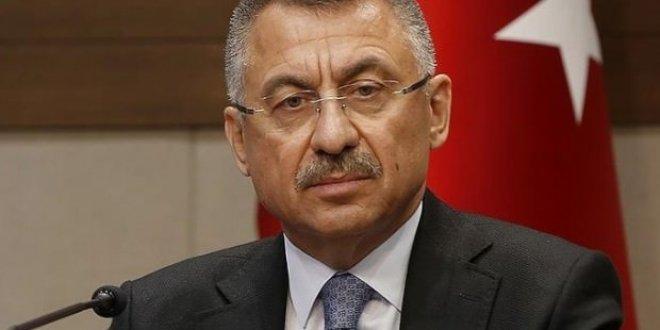 """Fuat Oktay: """"4 bin FETÖ üyesi hakim ve savcı tasfiye edildi"""""""