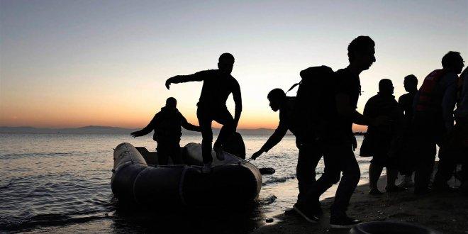 6 bin 18 göçmen hayatını kaybetti