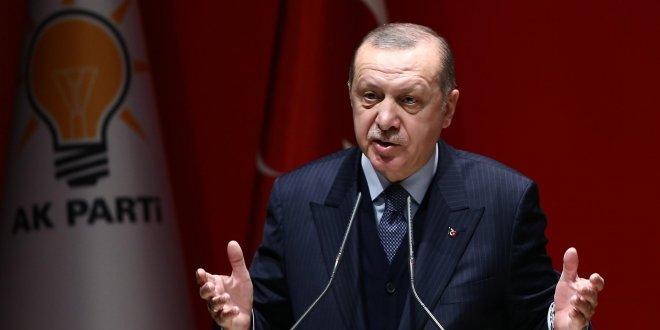 """Erdoğan: """"Belediye başkanlarını dinlenmeye çekeceğiz"""""""