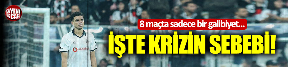 Beşiktaş'ta kriz büyüyor