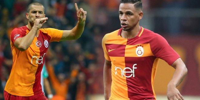 Galatasaray'a sakat oyunculardan iyi haber