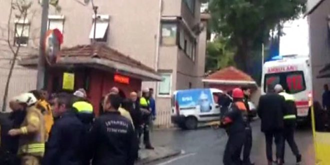 Kuruçeşme'de İETT otobüsü kazası