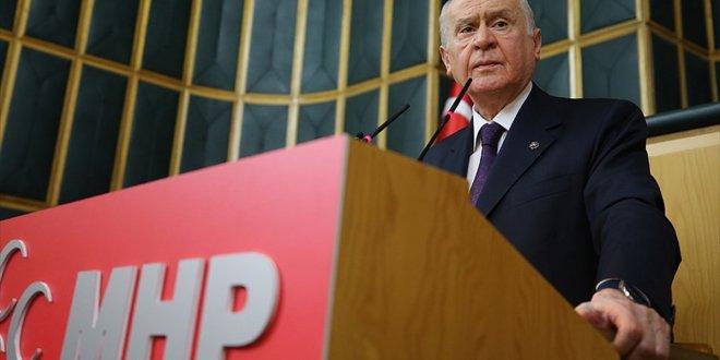 Devlet Bahçeli: Cemal Enginyurt'un sözleri MHP'yi bağlamamaktadır
