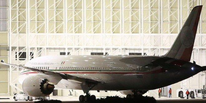 Meksika'nın yeni lideri lüks başkanlık uçağını satılığa çıkardı