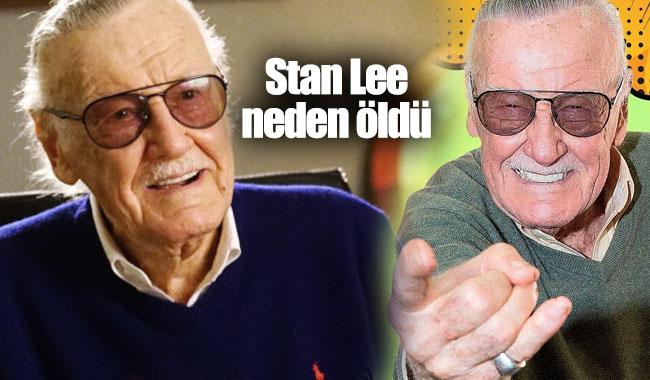 Stan Lee kimdir? Neden öldü