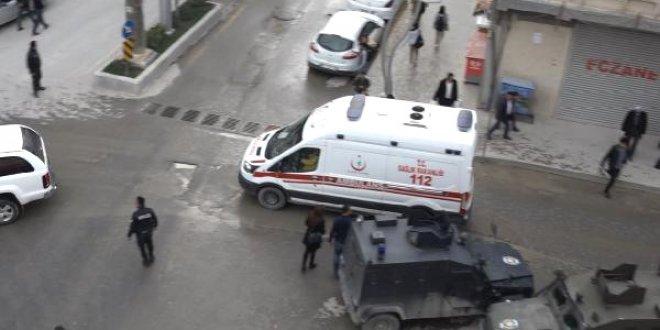 Hakkari'de PKK'lı teröristlerden füze saldırısı!