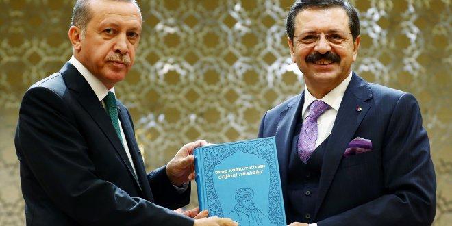 TOBB Başkanı Hisarcıklıoğlu'ndan AKP'nin teklifine sert tepki