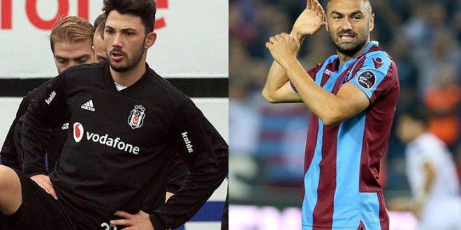 Trabzonspor ve Beşiktaş arasında dev takas hazırlığı