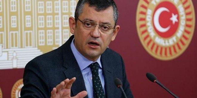 CHP Grup Başkanvekili Özel: Bu ziyaretin bir bedeli olmalı