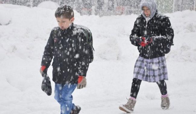 Tunceli'de okullar kaç gün tatil?