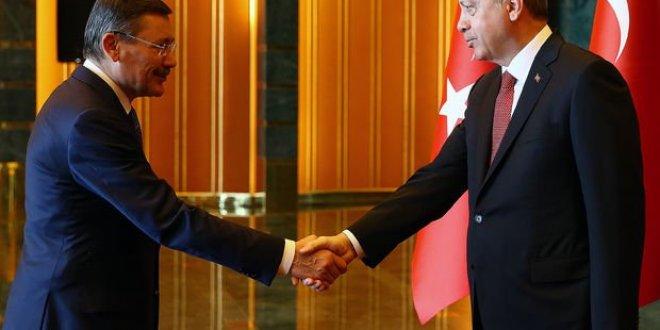 Buzlar eridi Erdoğan, Gökçek ile görüştü
