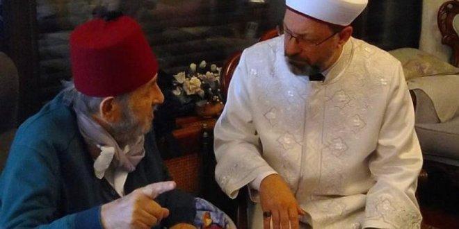'Sıra dışı müftü' Bıyık'tan Mısıroğlu'na: İngiliz uşağı, ruh hastası!