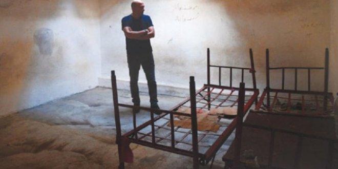 YPG'nin işkence odaları görüntülendi!