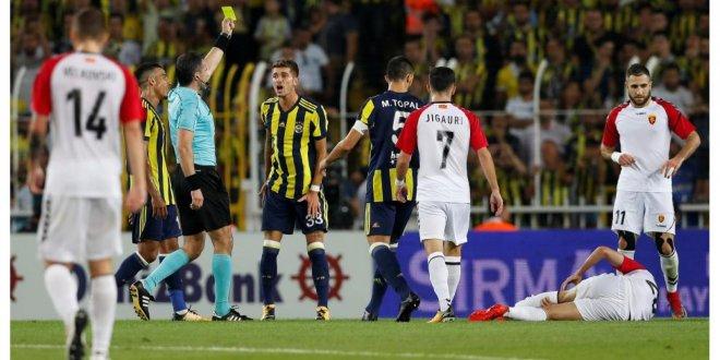 Makedon kulübü Vardar battı