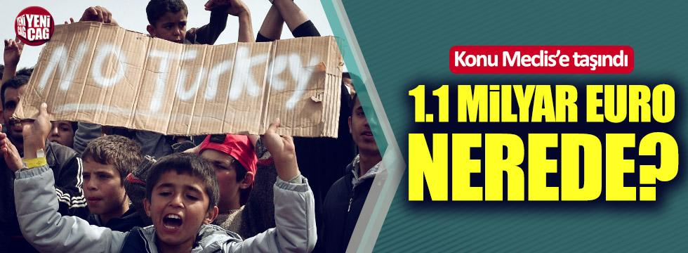 CHP mültecilere harcanan parayı Meclis'e taşıdı