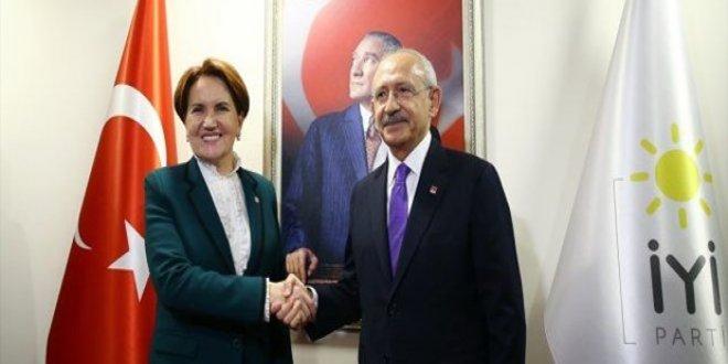 İYİ Parti ve CHP arasında kritik görüşme