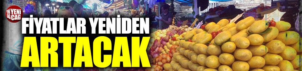 Patates ve soğan fiyatlarında artış beklentisi
