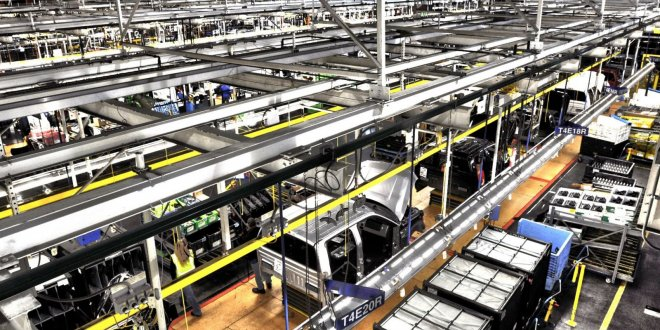 Sanayi üretimi azaldı!