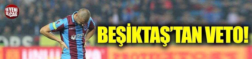 Beşiktaş yönetiminden Burak Yılmaz'a veto!
