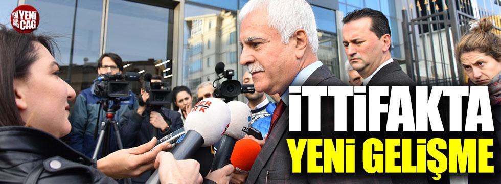 İYİ Parti-CHP ittifakında yeni gelişme