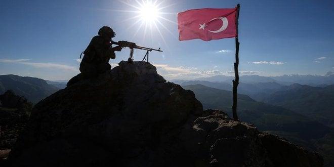Bir haftada 68 PKK'lı öldürüldü